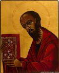APOTRE-JEAN-vie-en-douce-icônes religieuses traditionnelles Martine Gaussen