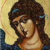 Icône ange Gabriel (visage)