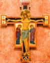 Icône Christ en croix