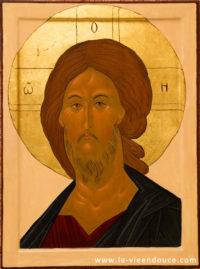 Icône Christ sauveur