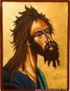 Icône prophète Jean-Baptiste