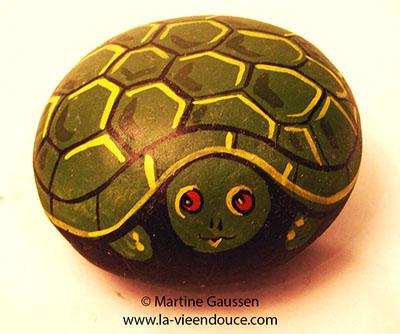le santon la tortue petit animal