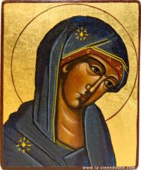 Icône Vierge du refuge
