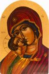 Icône Vierge Eleoussa