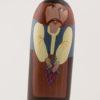 le santon le vendageur fait partie des santons villageois qui apportent des présents.