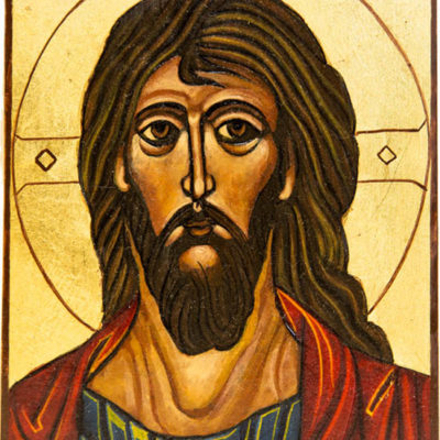 Christ-visage-Vie-en-Douce-Icone-religieuse-traditionnelle